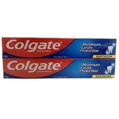 《高露潔》含氟清香薄荷牙膏(200g*2條)