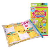 巧易收衣物棉被壓縮袋(XL - 110x100cm 2入/組)