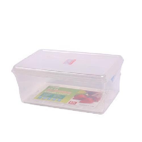 名廚 4號長型保鮮盒(4.2L)