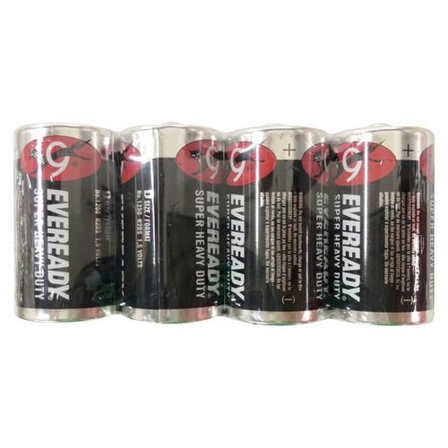 永備 碳鋅電池 1號(4入/組)