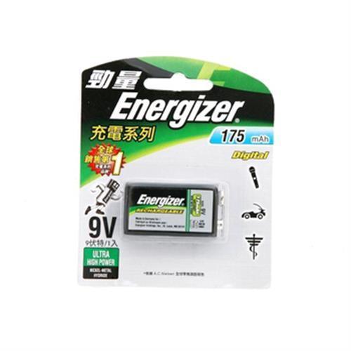 勁量 鎳氫充電電池 9V(175mAh/ 1入)