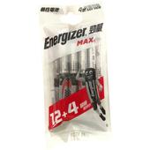 《勁量》鹼性電池 4號(12+4入)