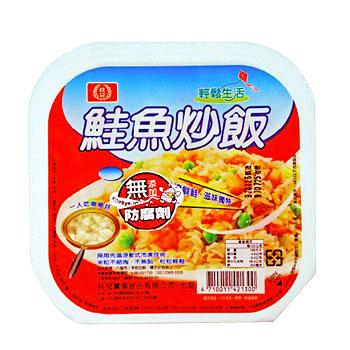 桂冠 鮭魚炒飯(275g)