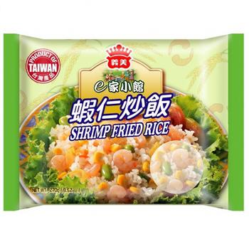 義美 e家小館-蝦仁炒飯(270g/包)