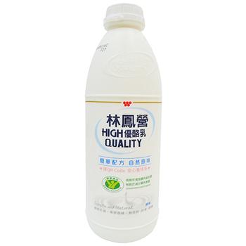 味全 林鳳營優酪乳-原味(939ml/瓶)