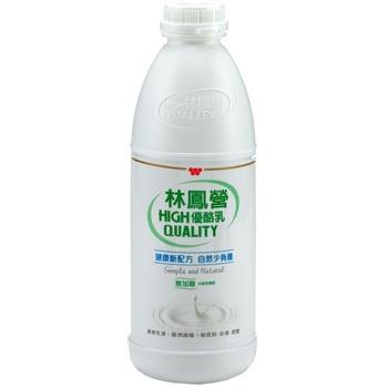 味全 林鳳營優酪乳-無糖(939ml/瓶)