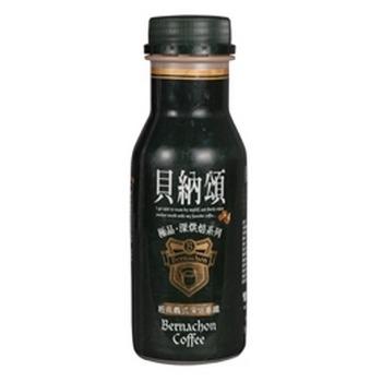 味全 貝納頌經典義式深焙拿鐵咖啡(290ml/瓶)