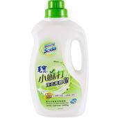 《毛寶》小蘇打洗衣液體皂低泡沫配方(2000g/瓶)