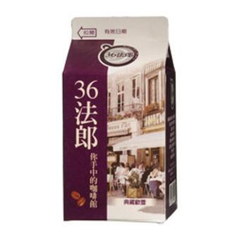 味全 36法郎典藏歐蕾咖啡(375ml/盒)