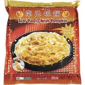 金品 南瓜抓餅(600g)