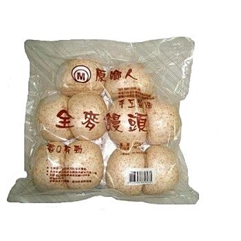 原鄉人 全麥饅頭(10粒/包)