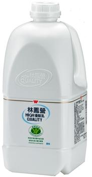 味全 林鳳營優酪乳-原味(1750ml/瓶)