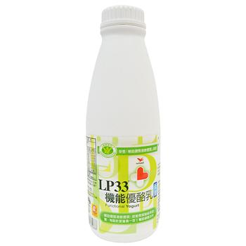 統一 LP33機能優酪乳(900ml/瓶)