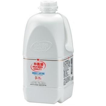 味全 林鳳營優酪乳-草莓(1750ml/瓶)