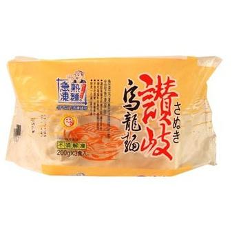讚岐 冷凍烏龍麵(200公克*3入/包)