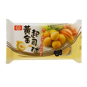 桂冠 黃金起司球(120g/包)
