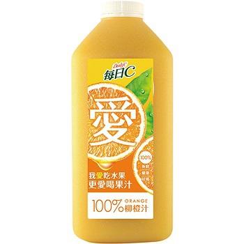 味全 每日C柳橙原汁(1460ml)