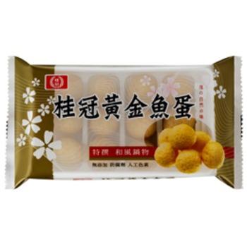 桂冠 黃金魚蛋(120g/盒)