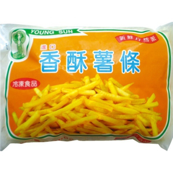 永昇 香酥薯條(1kg/包)
