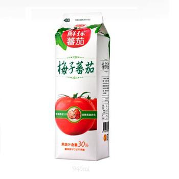 愛之味 梅子蕃茄汁(900ml/瓶)