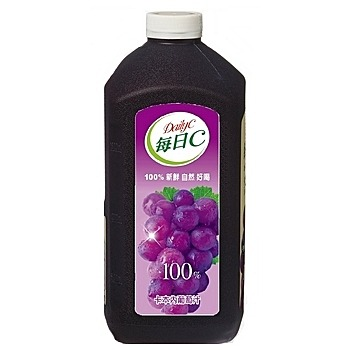 味全 每日C葡萄汁(2300ml)