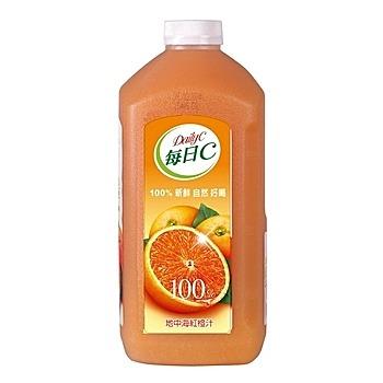 味全 每日C地中海紅橙(2300ml)