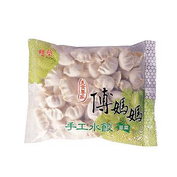 傅媽媽 手工水餃-韭菜(850g/包(47粒))