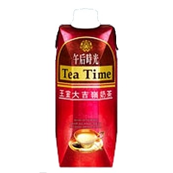 光泉 王室大吉嶺奶茶(500ml)