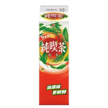 統一 純喫茶-紅茶(960ml*3瓶/組)