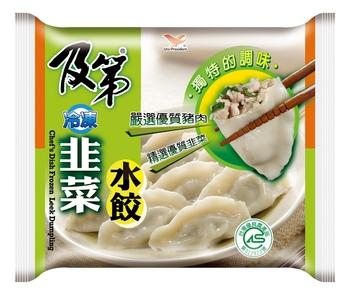 統一 及第水餃-韭菜(950g/包)