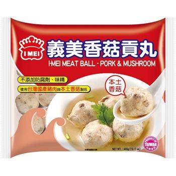 義美 香菇貢丸(430g/包)