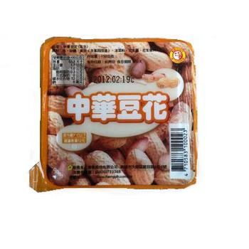 中華 豆花(150g*4盒/組)