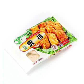 永昇 冷凍蝦排(500g±5%/盒)