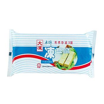 大漢 木棉凍豆腐(350g/盒)