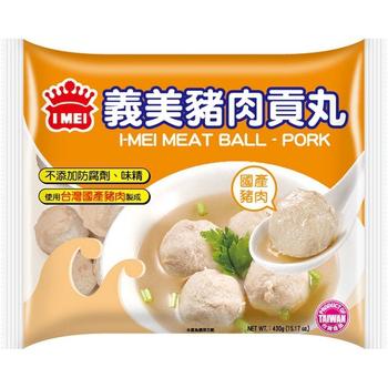 義美 豬肉貢丸(430g/包)