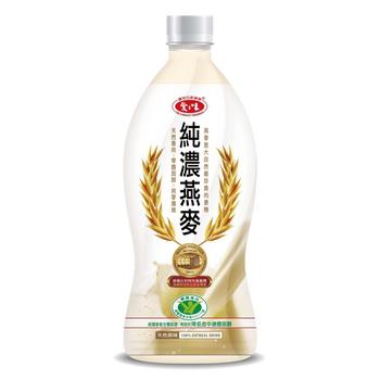愛之味 純濃燕麥-天然原味(880ml)