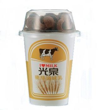 光泉 麥芽調味乳-巧克力(245ml/杯)