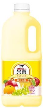 光泉 果汁調味乳(1857ml)