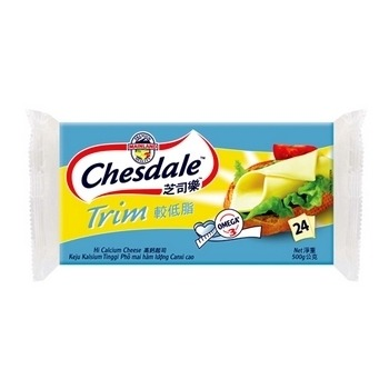 芝司樂 高鈣低脂起司(500g/包)