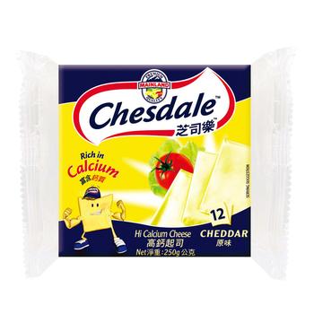 芝司樂 原味高鈣芝士(250g/包)
