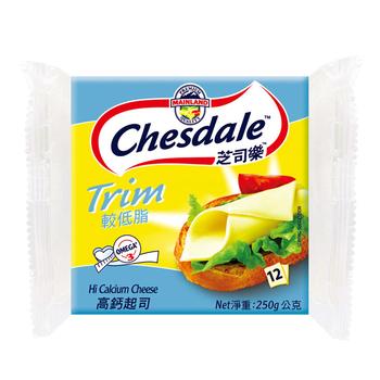 芝司樂 高鈣低脂芝士(250g/包)
