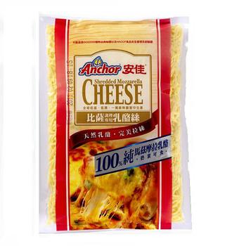 安佳 比薩調理專用乳酪絲(300g/包)
