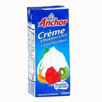 安佳 鮮乳脂(250ml/盒)