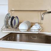 吊掛式碗盤置物架附集水盤(不含橫杆)