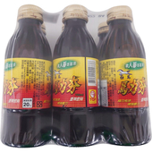 《白馬》馬力夯維他命提神飲料(150mlx6瓶/組)