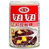 《愛之味》妞妞紅豆粉粿(260gx6罐/組)