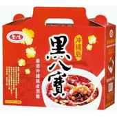 《愛之味》沖繩黑八寶禮盒(340g*12罐/盒)