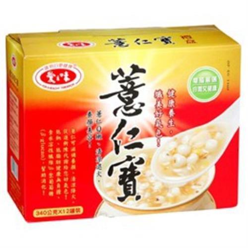 愛之味 薏仁寶禮盒(340gx12罐/盒)