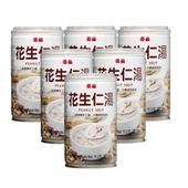 《泰山》花生仁湯(320g*6罐/組)