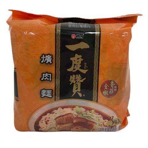 維力 一度贊-爌肉(200g*3包/組)